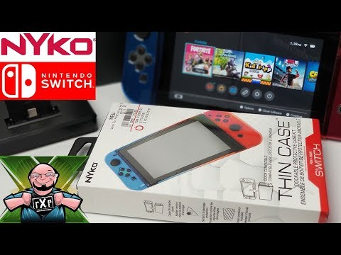 Nyko's Charge Block Pro has completed my Nintendo Switch