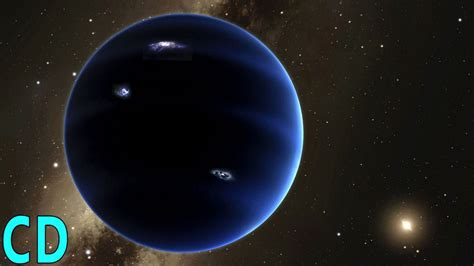 The search for Planet X / Planet 9 / Nibiru - Curious Droid