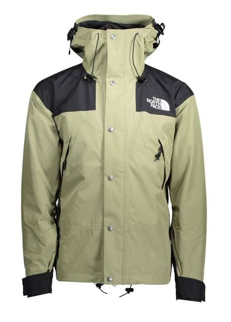 The North Face 1990 Mountain Jacket GTX - Tumbled Green