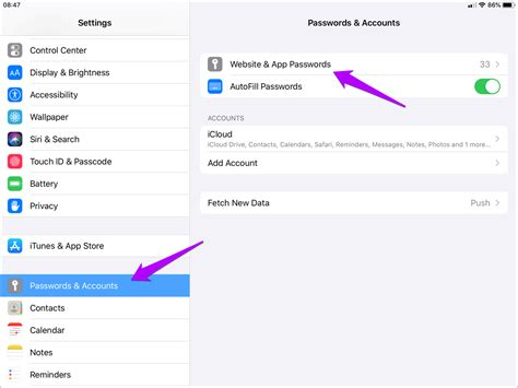 How to Fix the iCloud Keychain Not Syncing Issue