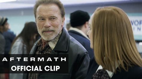 """Aftermath (2017 Movie) Official Clip """"Please Come With Me"""