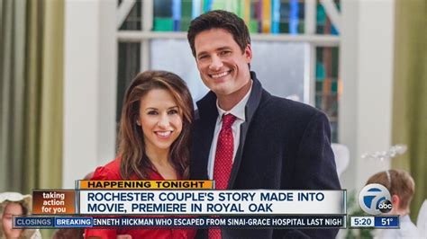 """Interview with Warren Christie and Lacey Chabert from """"The"""