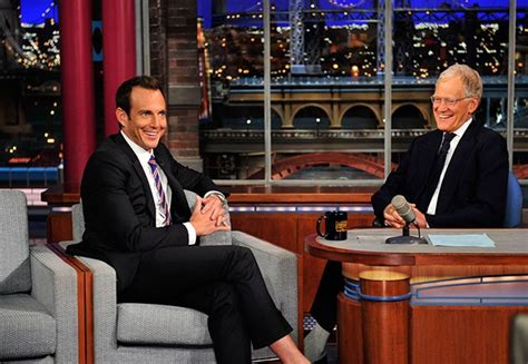 David Letterman's Top 10 Looks from Behind the Desk Photos