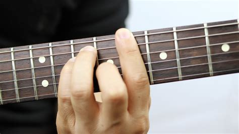 How to Play the C Major Chord on Guitar: 10 Steps (with