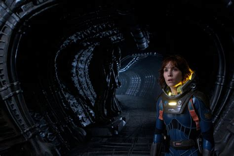 Review: 'Prometheus,' by Ridley Scott, With Noomi Rapace