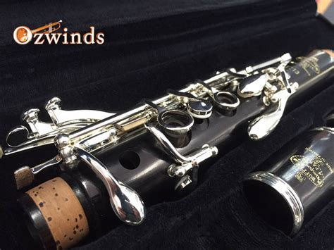 Buffet Crampon NEW E13 Clarinet with pre sale set-up
