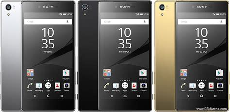Sony Xperia Z5 Premium Dual pictures, official photos