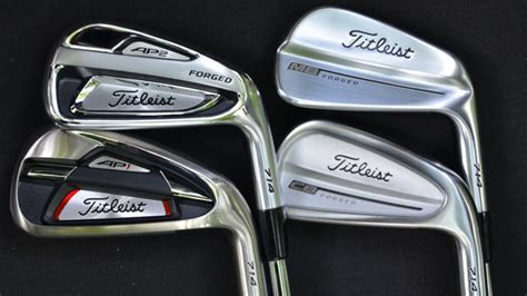 Titleist gives first look at 714 series of irons | PGA