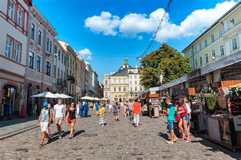 The Top 10 Things to Do and See in Lviv, Ukraine