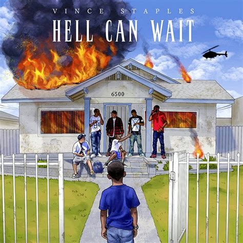 Vince Staples strikes gold with new EP, 'Hell Can Wait