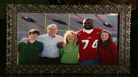 Real Life 'Blind Side' Players Face Off at 2013 Super Bowl