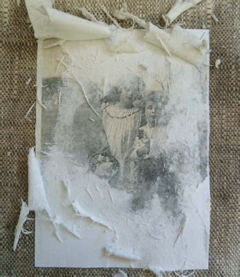 AngelicaS: Image transfer-Acrylic Paint