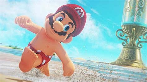 Rumor: Super Mario Odyssey's Next Costumes Could Include a