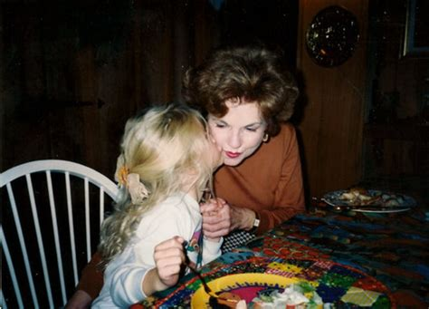 Taylor Swift Childhood: 5 Years Old: Taylor Swift with