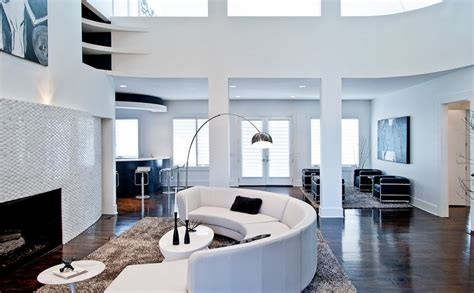 How To Find The Perfect Place For Your Curved Sofa Or
