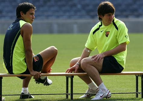 A brief history of Lionel Messi wearing Nike not adidas