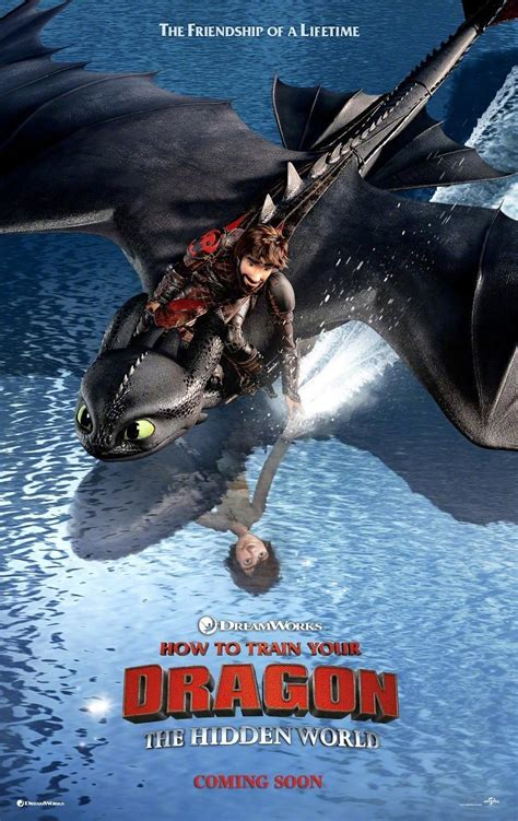 How to Train Your Dragon: The Hidden World Trailer #2