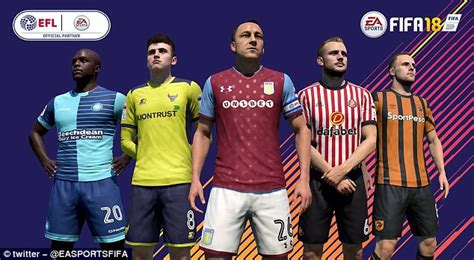 EA Sports announces official FIFA 18 partnership with EFL