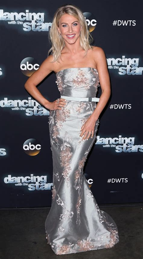 Julianne Hough's Look from Last Night's Dancing with the