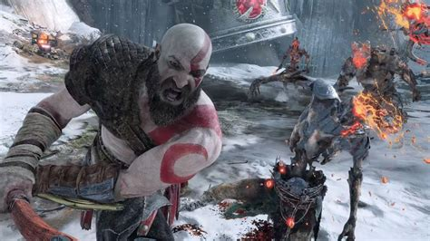 PS4's 'God of War' Is The Best-Reviewed Game Since 'Breath