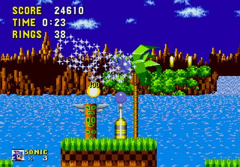 Sonic the Hedgehog Screenshots for Genesis - MobyGames