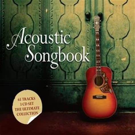 Acoustic Songbook - Various Artists | Songs, Reviews
