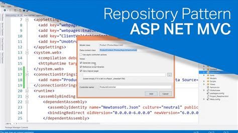 How to Implement the Repository Pattern in an ASP NET MVC