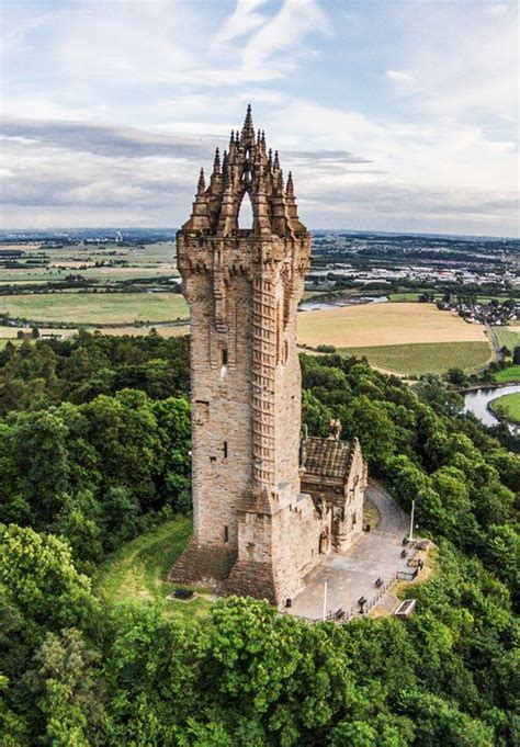 Monumento a William Wallace, Escocia | Stirling, Crabs and