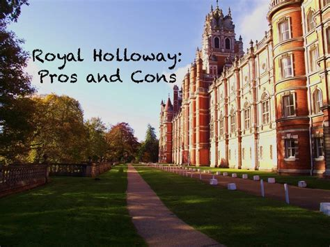 Review of ROYAL HOLLOWAY: the Pros and Cons - YouTube