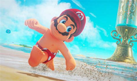 Super Mario Odyssey UPDATE - Shock review gives Nintendo