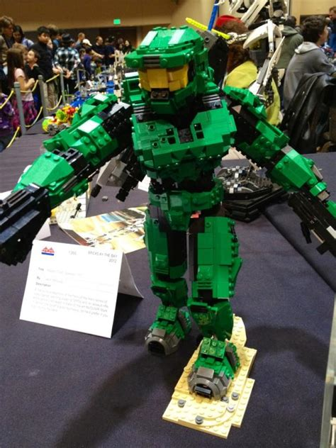 Gears of Halo - Master Chief Forever