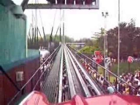 Stealth Rollercoaster - Thorpe Park, London, England 9th