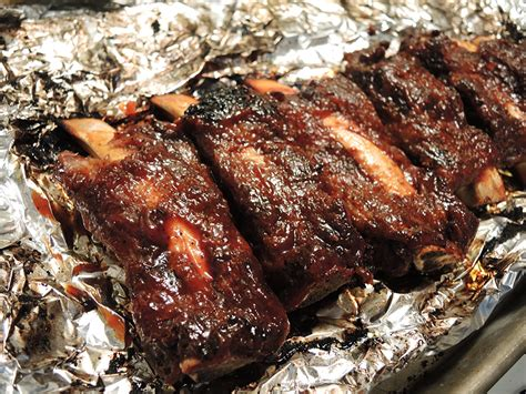 Dry Rubbed Fall-Off-The-Bone Beef Ribs in the Oven – Home