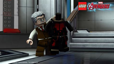 LEGO Marvel Avengers Ant-Man DLC Available For Free