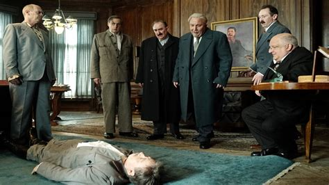 'The Death of Stalin' Is the Funniest Political Comedy of
