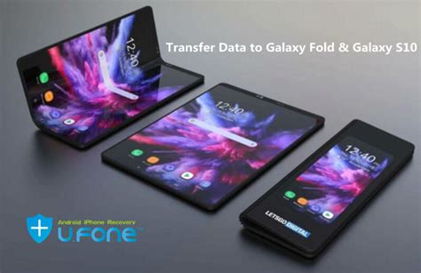 Transfer Data from HUAWEI to Galaxy S10/S10+/Fold
