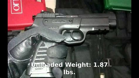 Tanfoglio FT9 Carry Size