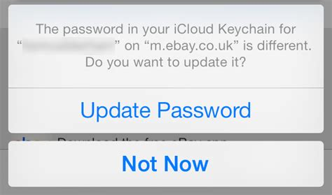 How to use iCloud Keychain to save passwords and credit