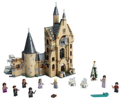 Continue the Magic with New LEGO Harry Potter Sets for