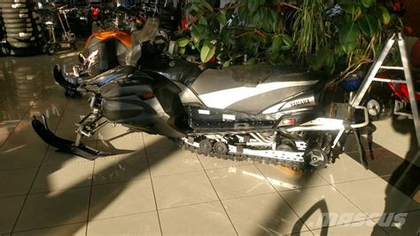 Used Yamaha Attack GT snowmobiles Year: 2007 Price: US