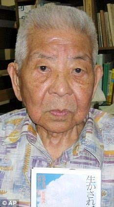 'Lucky' Yamaguchi, the man who survived both the Hiroshima