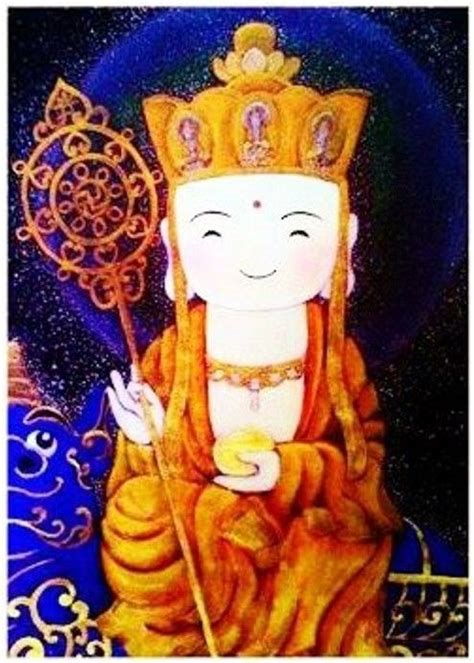 162 best Ksitgarbha, the Bodhisattva of Hell Beings and