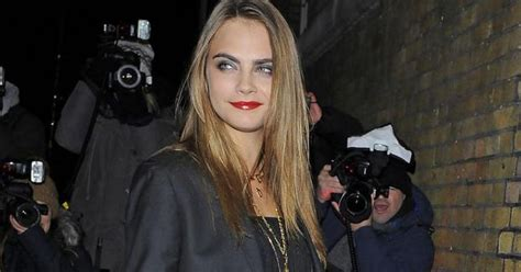 """Cara Delevingne thinks the Irish accent is """"the most"""